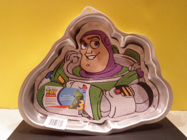 Toy Story Buzz Lightyear Cake Pan