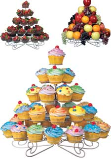 Dessert Stand - Cupcakes 'N More Large
